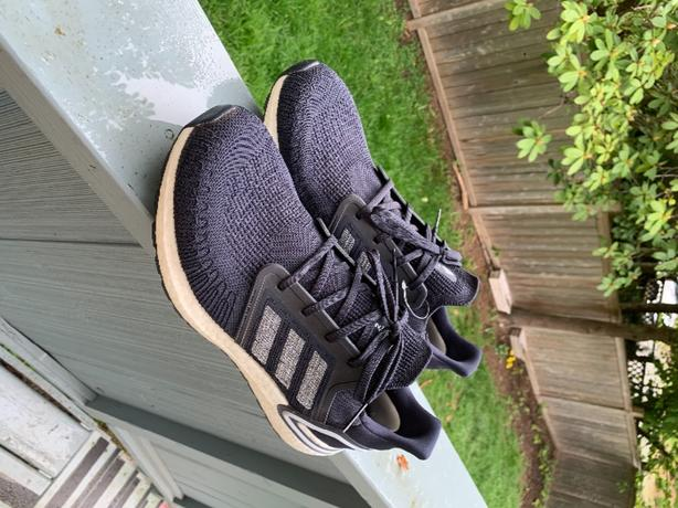 Mens Size 11.5 Adidas Ultraboost NMD R1 Shoes