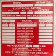 Utility 30-R-1S 1 Door Cooler