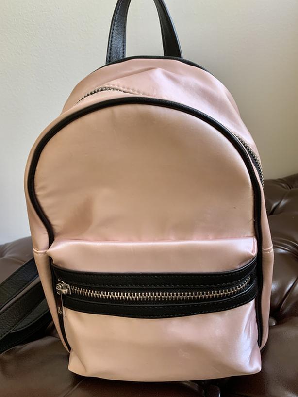 Backpack Pretty Pink