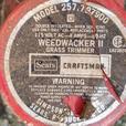 Craftsman Weeddeater
