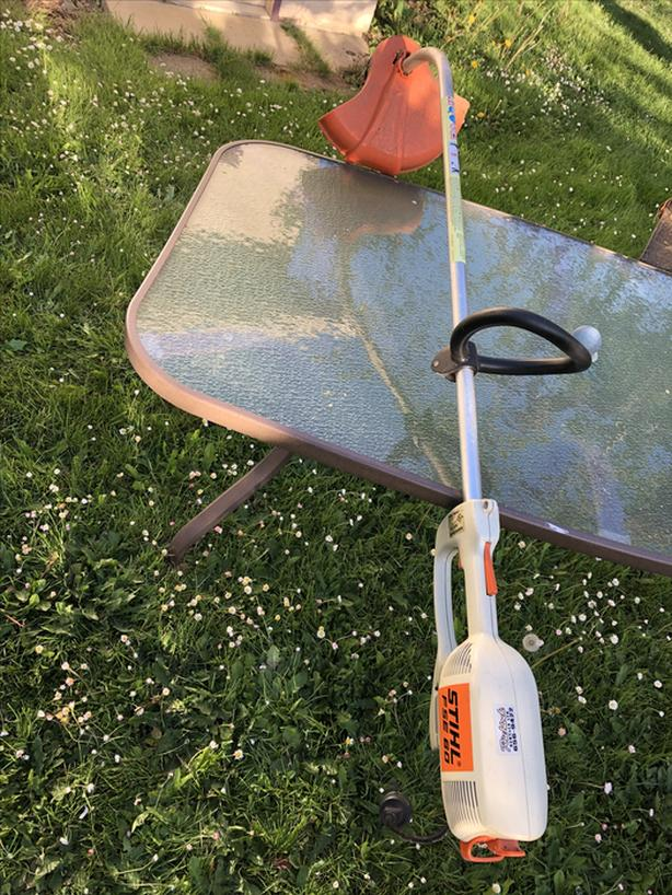 Stihl electric weed eater