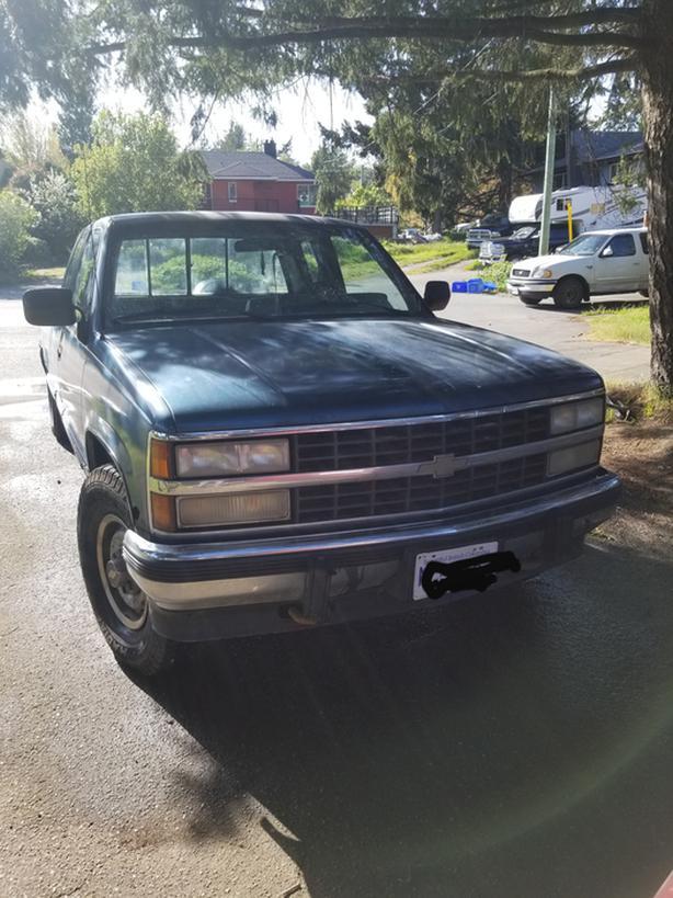 1990 GMC K2500