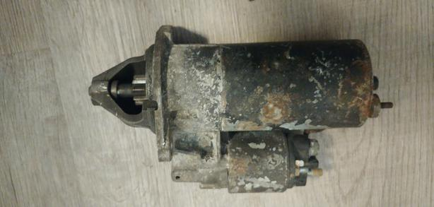 Bmw 320i starter motor