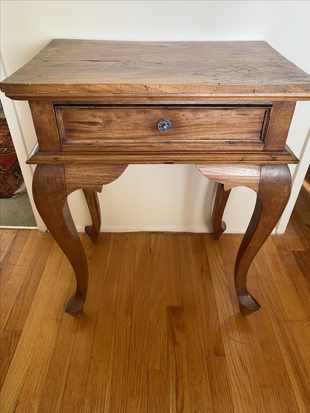 Shabby Chic Style End Table