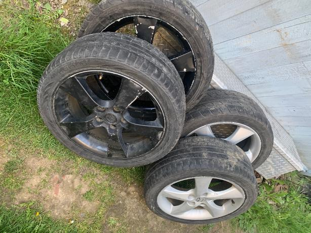 mazda 3 tires