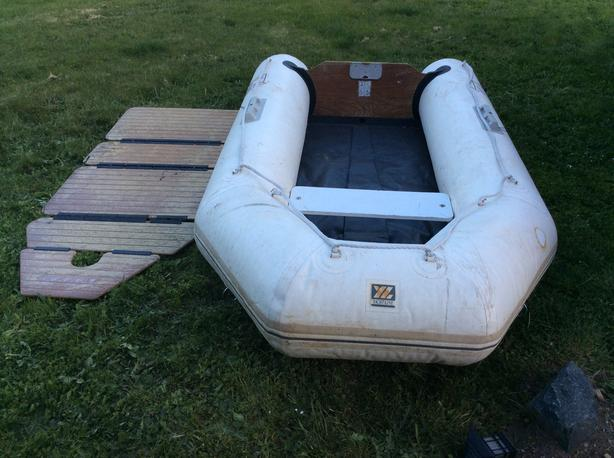 Zodiac Inflatable Yachtline 285