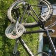 Bike with 15 inch frame and 21 speeds
