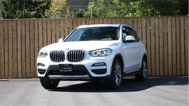 2019 BMW X3 xDrive30i Sports Activity Vehicle - NAV - BACKUP CAM - MOONROOF!