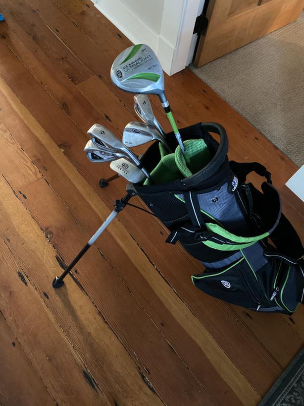 US Kids Junior Golf Clubs