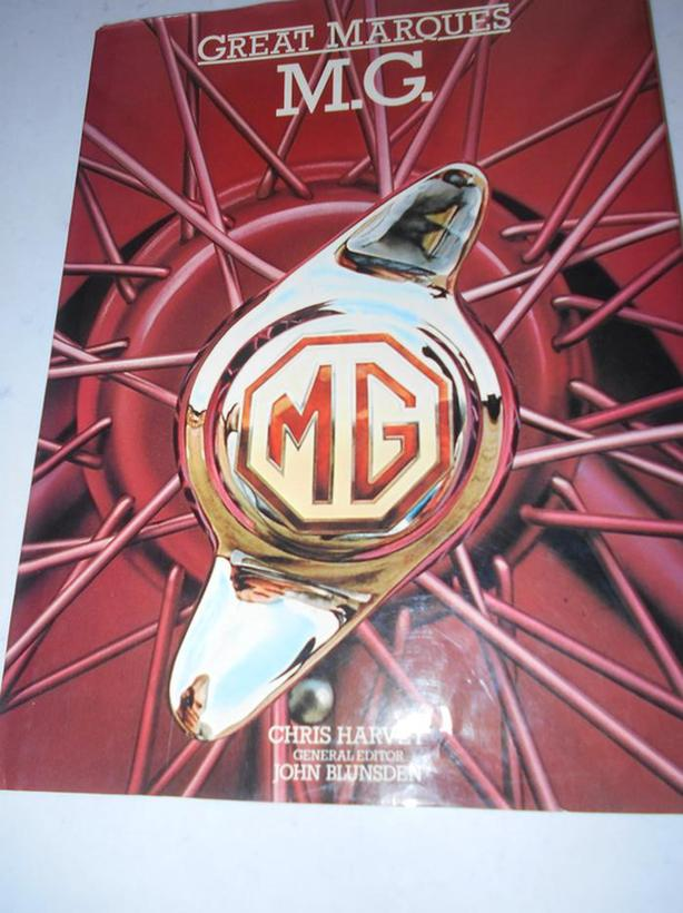 Vintage M.G. Great Marqusesac Fact and Picture Book