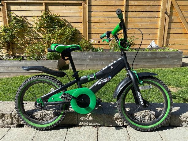 """Avigo Dart 16"""" Bike"""