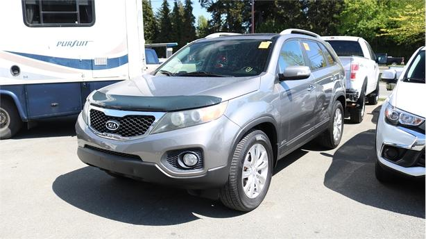 2011 Kia Sportage AWD 4dr V6 Auto EX w-Snrf - MORE PHOTO'S COMING SOON!