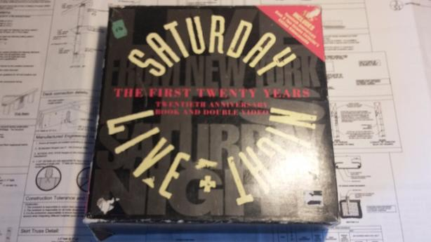 Saturday Night Live box set