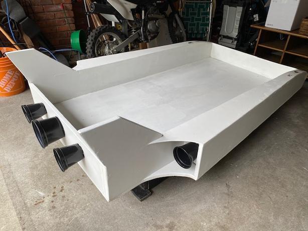 child spaceship bed