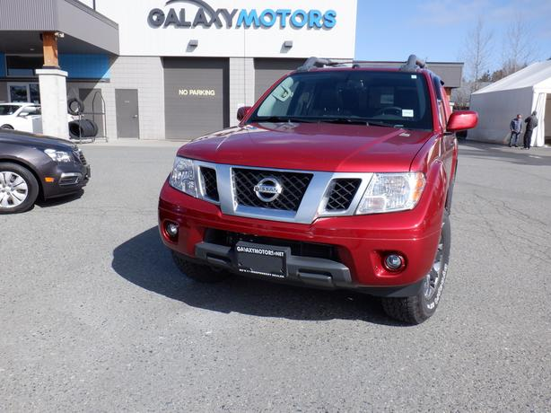 2019 Nissan Frontier PRO-4X, **NAVIGATION**