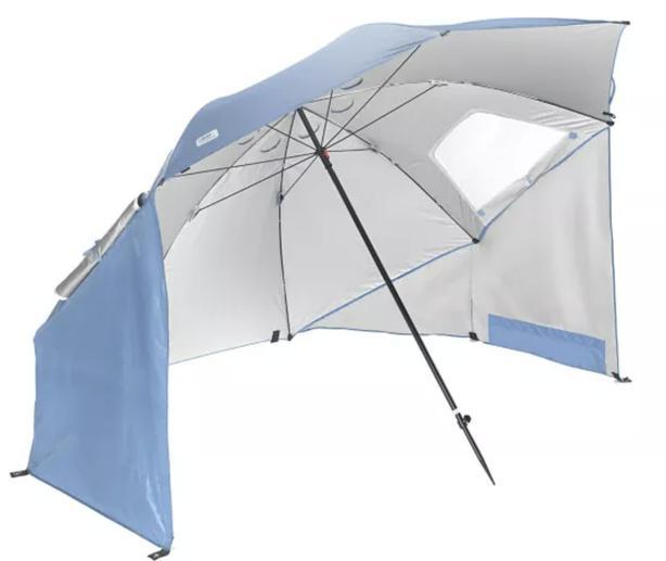 Sportbrella XL Pop-Up Umbrella Shelter, 9-ft