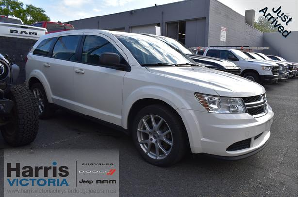 Used 2017 Dodge Journey CVP with Air Conditioning SUV