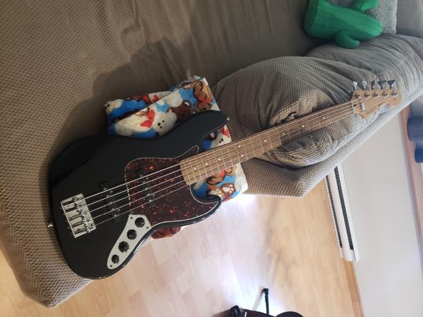 5 String Mexi Jazz bass
