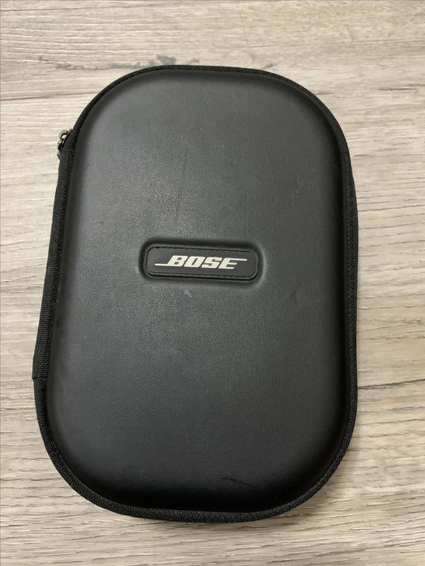 Bose QC25 Noise Canceling Headphones with case & extra bonus