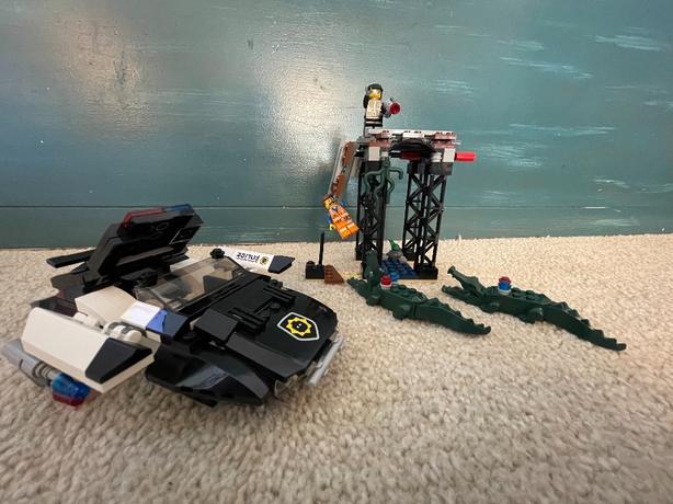 LEGO - Bad Cop's Pursuit