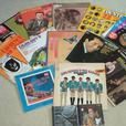 25 Records and 2 CD's - all in GOOD+ Condition