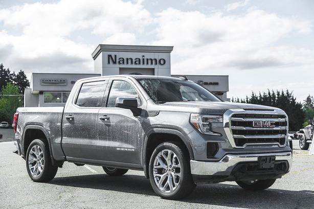 Used 2019 GMC Sierra 1500 SLE No Accidents Truck Crew Cab