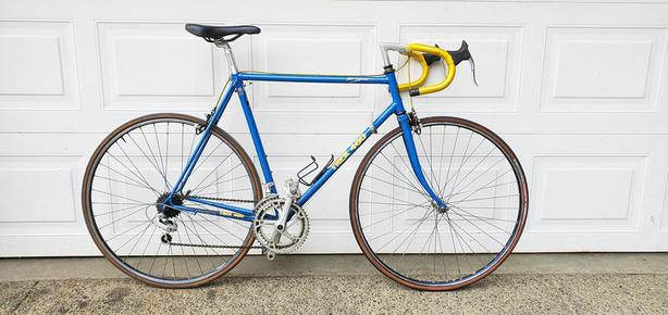 Vintage Trek 430 Ultra Lite  Road Bike
