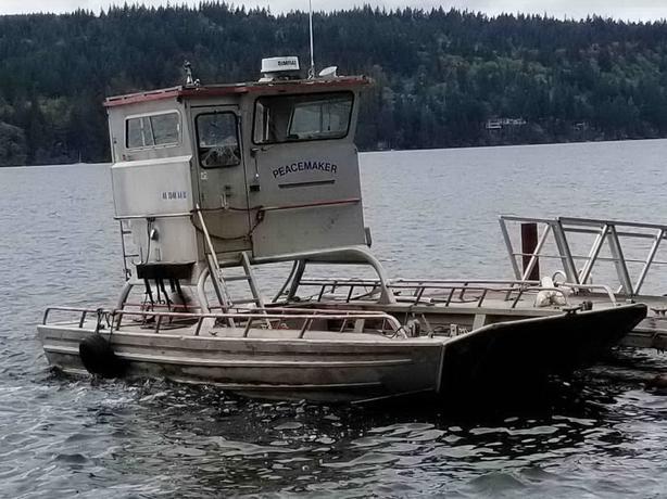 Landing Craft, Work Boat For Sale - Peacemaker