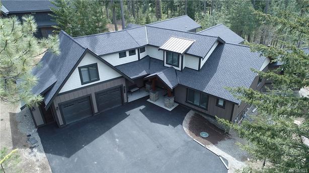 Custom-Built Home in Suncadia