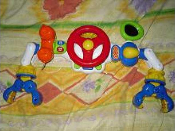 £7.50p - UNISEX Car Toy to attatch to pram/pushchair