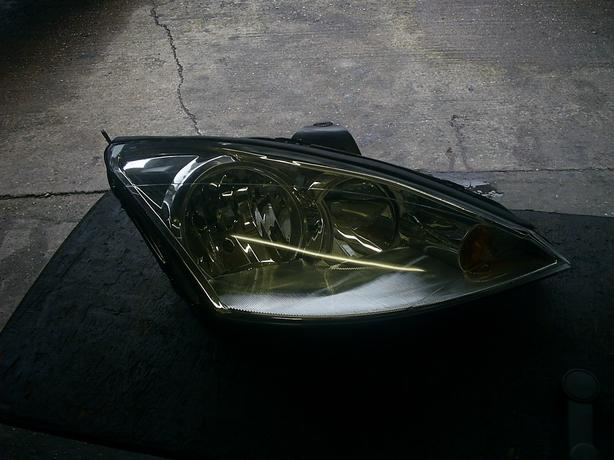 Ford Focus Drivers Side Headlamp Unit (As New)