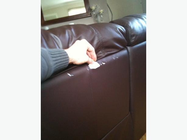 mobile furniture repair leather repair polishing