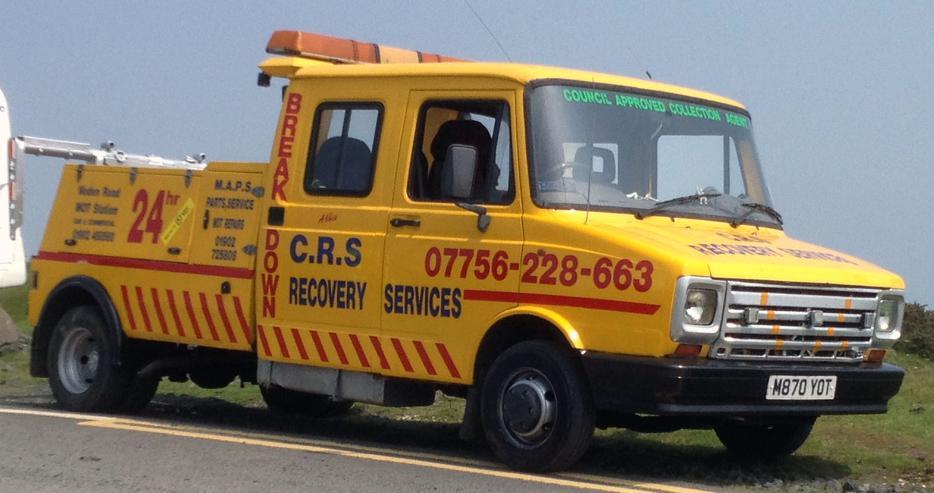 C r s recovery garage services willenhall wolverhampton - Ford garage wolverhampton ...