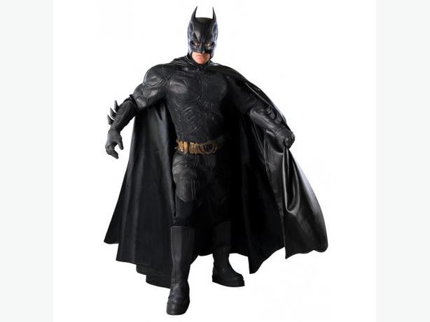 45 BATMAN IRONMAN ADULT FANCY DRESS COSTUMES HIRE PARTY ...