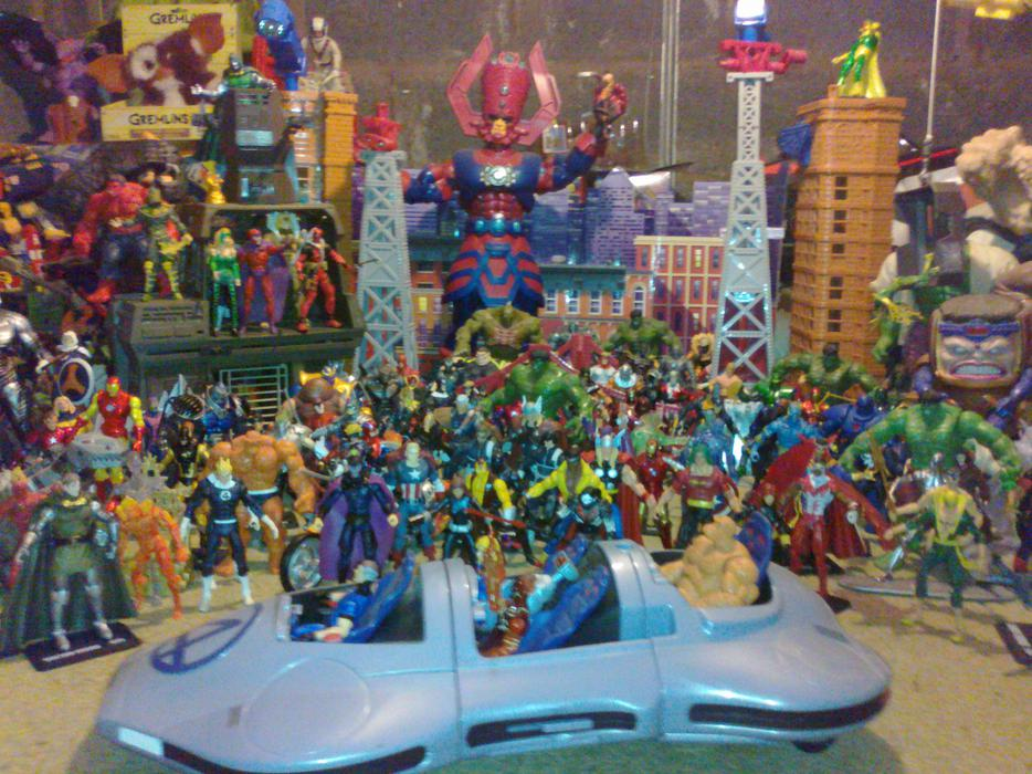 Classic Toys And Games : Vintage toys and games action figures other dudley