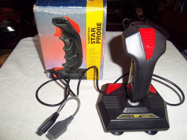 Cheetah Star Probe Games Controller