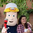 £25 HIRE FIREMAN SAM ADULT MASCOT FANCY DRESS COSTUME PARTY ENTERTAINER