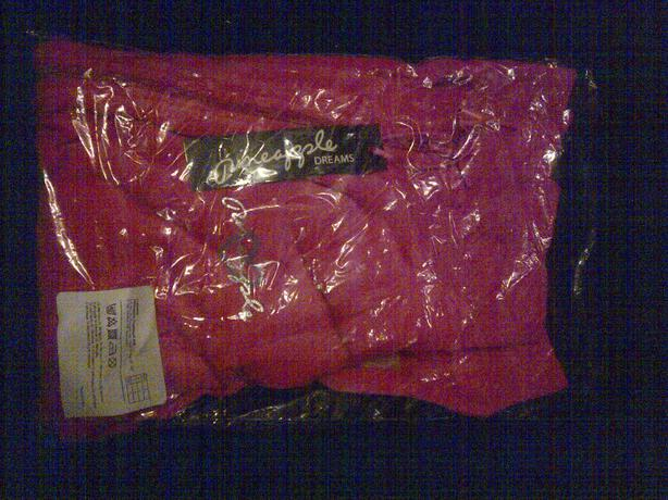 genuine large brand new avon pineapple trackie jacket £8.50