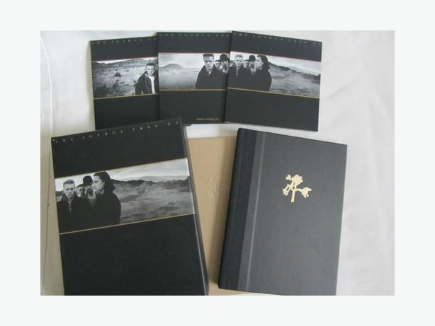 U2 The Joshua Tree (Box Set)