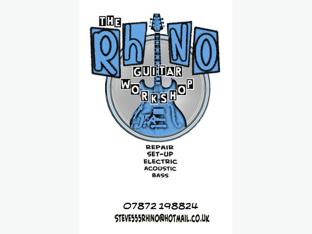Guitar, Acoustic and bass repairs and re-strings