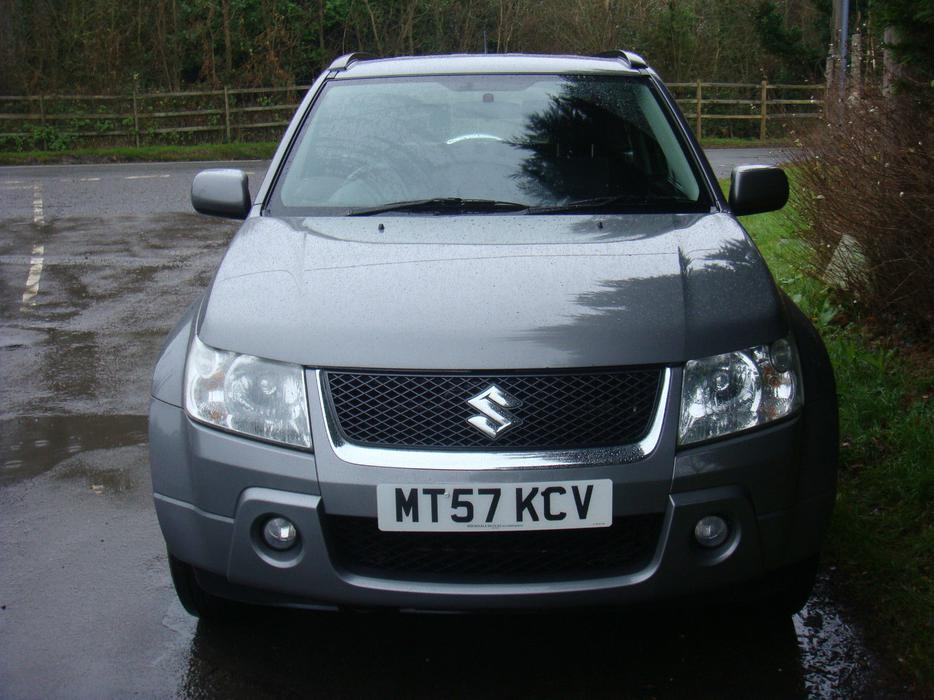 2007 suzuki grand vitara vvt dudley dudley. Black Bedroom Furniture Sets. Home Design Ideas