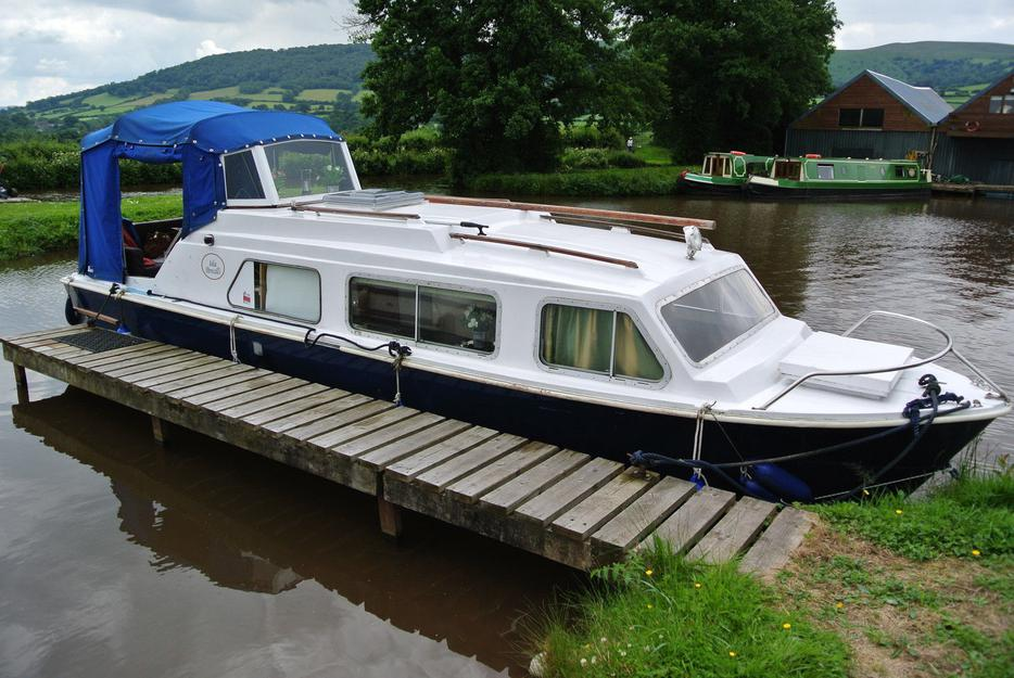 25ft Buckingham Cruiser Canal Boat Other Sandwell
