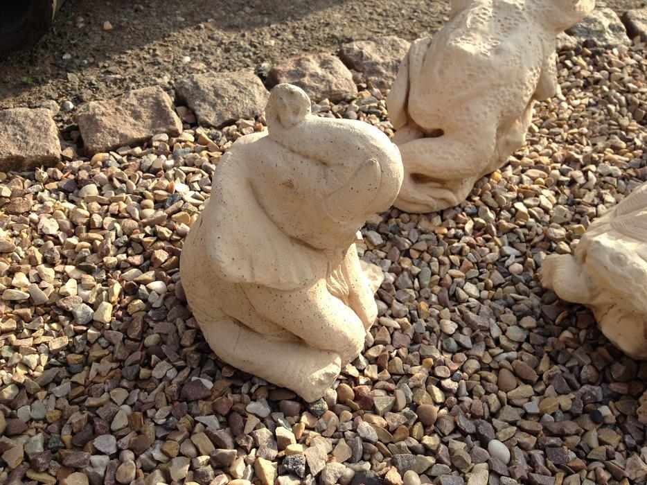 Selection Of Small Garden Statues Bilston Sandwell