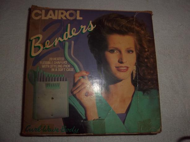 Clairol 20 Heated Benders
