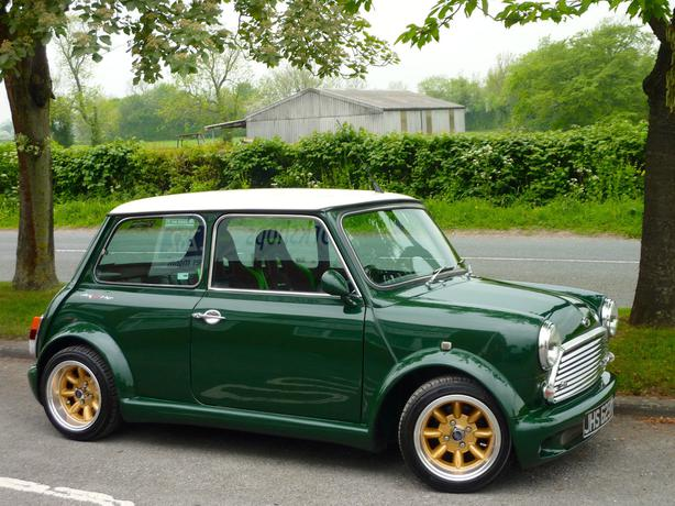 mini cooper austin 1972 other walsall. Black Bedroom Furniture Sets. Home Design Ideas