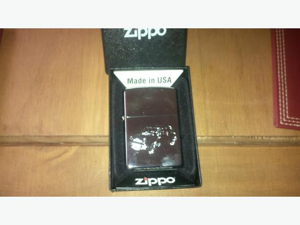 Brand New Zippo Lighter Boxed
