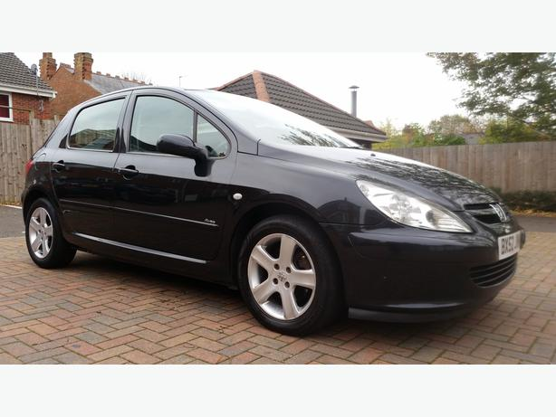 2002 peugeot 307 2 0 hdi rapier 5door manual black tdi diesel d turbo cdti dti other birmingham. Black Bedroom Furniture Sets. Home Design Ideas