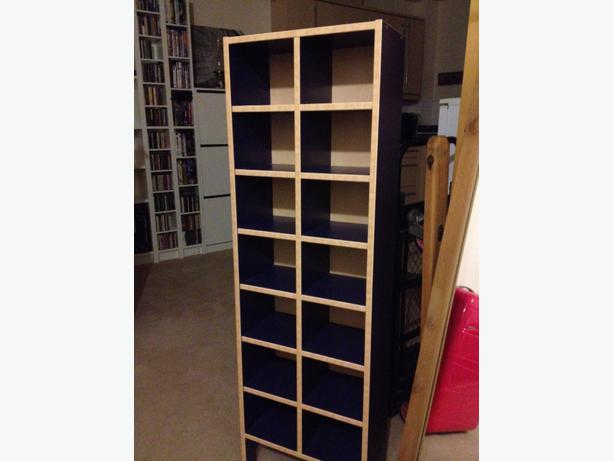 Beautiful FREE: Ex IKEA CD Rack
