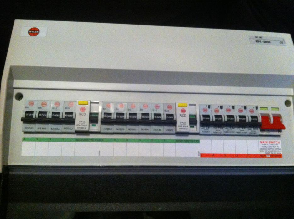 Stupendous Wylex Fuse Box Change Fuse Basic Electronics Wiring Diagram Wiring Database Gramgelartorg