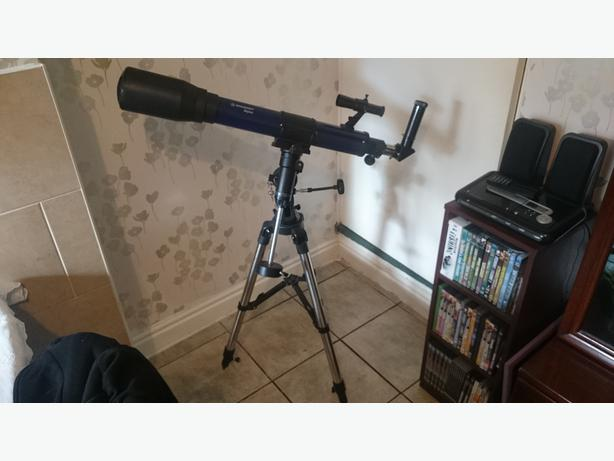 What is a good beginner telescope page